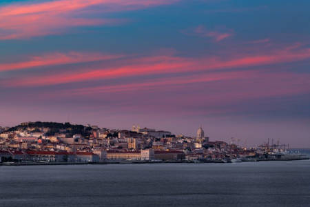 Lisabona vedere apus